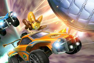 Do Rocket League míří Ratchet & Clank a vylepšení pro PS5