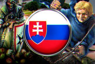 TOP 5 - Slovenských her, ktoré písali históriu