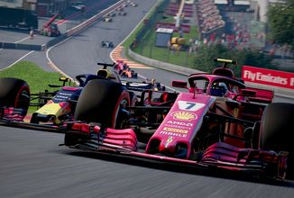 F1 2018 - Nejdražší sport světa ve virtuální podobě