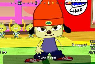 Recenzujeme rytmickou hru PaRappa The Rapper v remasterované verzi