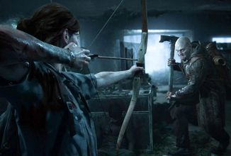 The Last of Us Part II a God of War na PS5 s podporou hmatové odezvy