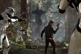 Nejprodávanější Star Wars hrou v USA je Battlefront z roku 2015