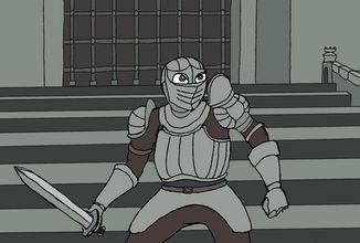 Na Kickstarteru začala kampaň Demon's Souls animáku