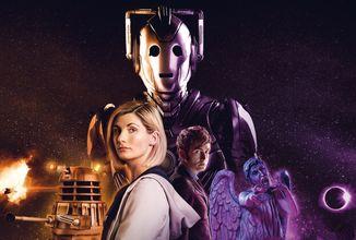 Seriál Doctor Who se dočká další hry - The Edge of Reality