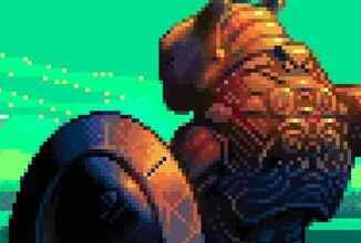Planet X3, nová hra na staré počítače od retro nadšenca Davida Murraya