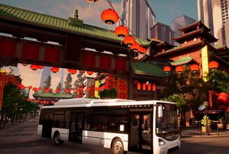 První gameplay záběry z Bus Simulator 21