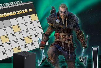 Kalendář hráče: Nejzajímavější hry listopadu