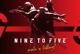 Nine to Five je taktická střílečka od bývalých vývojářů z Remedy a Wargamingu