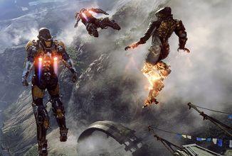 EA obohacuje své předplatné o plnou verzi střílečky Anthem