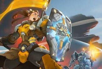 Nový support hrdina Overwatche - Brigette