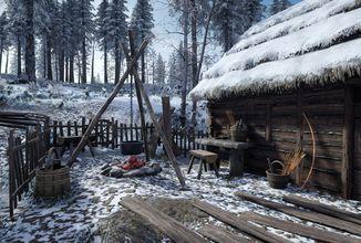 Nové RPG Medieval Dynasty nám představí Evropu v období krutého středověku