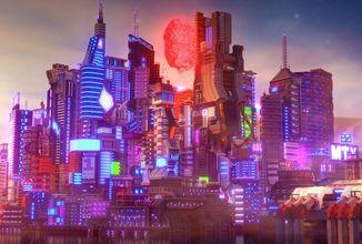 Night City v Minecraftu. 26 lidí vystavělo metropoli z Cyberpunku 2077