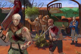 Designér Falloutu 2 se připojuje k práci na australském post-apo CRPG