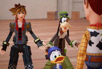Trilogie pohádkových dobrodružství Kingdom Hearts vyjde na Switch