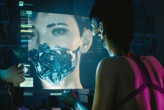 Cyberpunk 2077 s fotomódem