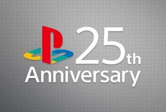PlayStation slaví 25 let a děkuje za podporu svým fanouškům
