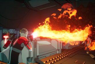 Minimal Affect se inspiroval seriálem Final Space a paroduje sérii Mass Effect