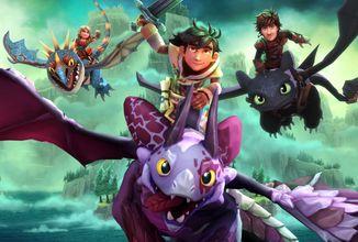 Vycvičte si svého vlastního draka v nové hře Dragons: Dawn of New Riders