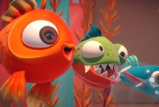 I Am Fish má datum vydání