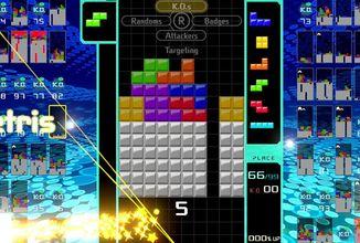 Battle Royale Tetris