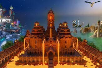 Minecraft dostává podporu ray tracingu, DLSS 2.0 a realistických textur