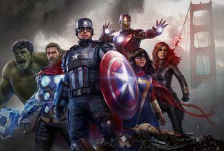V datech Marvel's Avengers nalezeno 15 nepředstavených superhrdinů