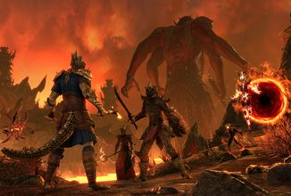 Cinematic trailer The Elder Scrolls Online: Blackwood láká na návštěvu Oblivionu