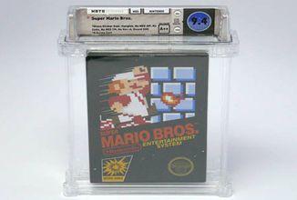 Kópia Super Mario Bros. sa predala za neuveriteľnú čiastku