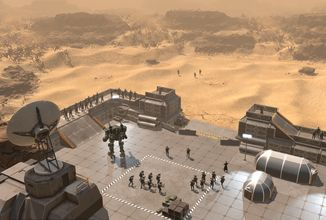 Starship Troopers – Terran Command má nový trailer