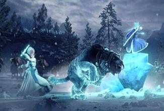 Ledová královna v traileru na Total War: Warhammer 3