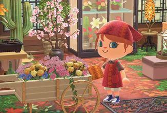 Nintendo odmění Animal Crossing velkou aktualizací a navrch přidá placené rozšíření