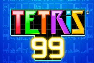 Tetris 99 dostává své první placené DLC a pořádá Tetris Grand Prix