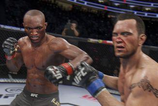 První gameplay záběry z EA Sports UFC 4. Necháte se zavřít do klece?