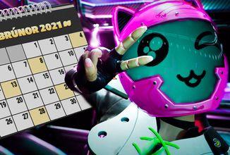 Kalendář hráče: Nejzajímavější hry února