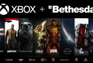Microsoft koupil Bethesdu s hrami jako Doom, Elder Scrolls, Fallout nebo Wolfenstein
