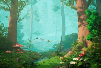 Smalland je hra, ve které vám příroda přeroste přes hlavu
