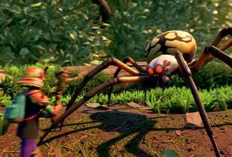 Mravenčí survival Grounded se významně rozšířil