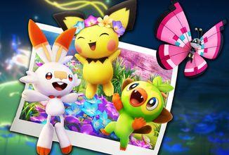 New Pokémon Snap je výborná oddechovka z milovaného světa