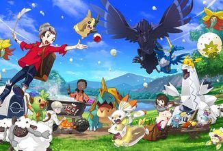 Pro Facebook vznikly dvě nové Pokémon hry