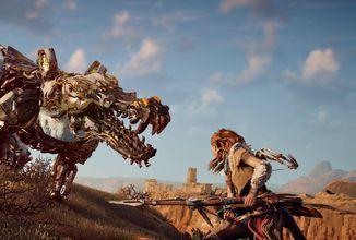 Horizon Zero Dawn se stává nejúspěšnější hrou pro PlayStation 4