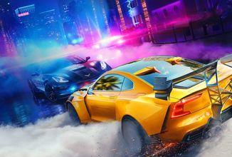Need for Speed: Heat dostane mikrotransakce urychlující herní postup