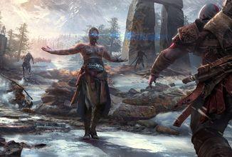 Cory Barlog si přeje v God of War vyprávět příběh o manželce Krata