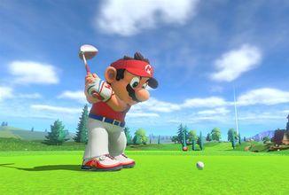 Detailně představen Mario Golf: Super Rush