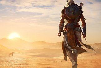 V Assassin's Creed: Origins budeme bloudit po tom největším světě série