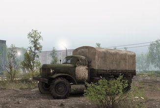 V DLC pro původní Spintires budeme prozkoumávat radioaktivní Černobyl a jeho okolí