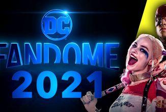 Druhý ročník eventu DC FanDome již v říjnu!
