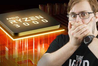 Přichází revoluce: AMD RYZEN 5 3600 jasně vyhrává v našich testech nad Intelem
