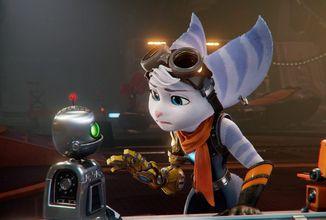 Ratchet & Clank: Rift Apart odhaluje novou hrdinku