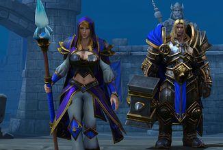 Hlasujte pro český dabing v novém Warcraftu III: Reforged