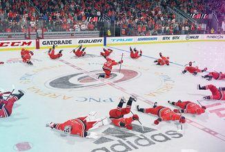 NHL 21 představuje své gameplay inovace s českými titulky